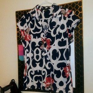 Alfani Casual button up Shirt